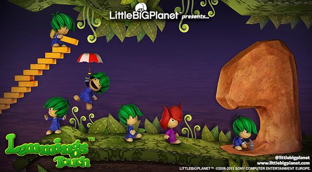 LittleBigPlanet Update: Lemmings Minipack coming soon ... - photo#41