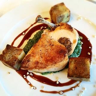 Chicken @ Victoria-Jungfrau