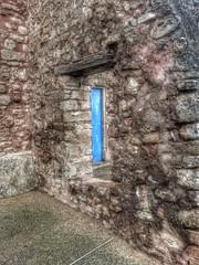 The mistycal door