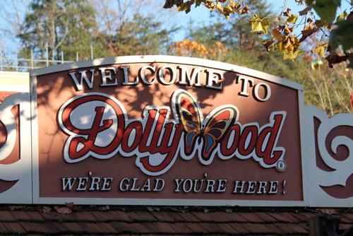 Dollywood Christmas 2012