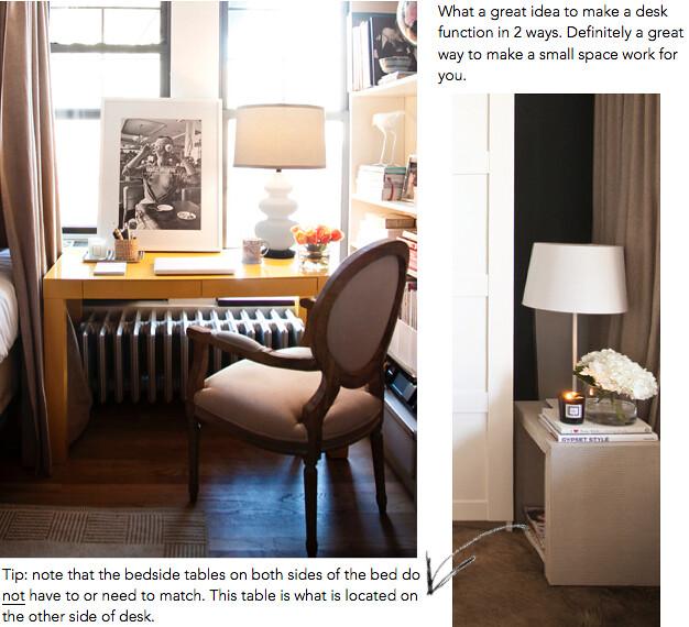 Bedside Table Ideas 2