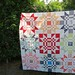 Red Letter Day quilt top! by cat&vee