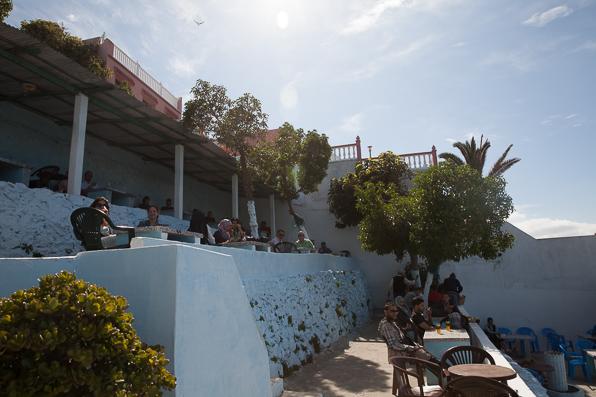 Cafe Hafa Tangier