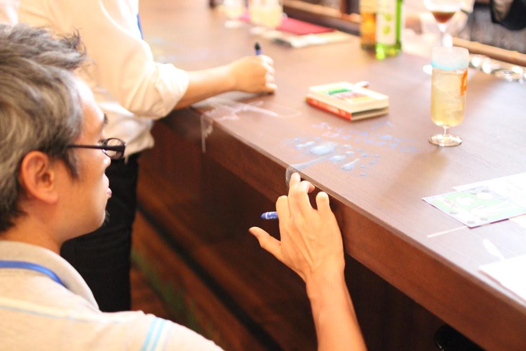 GINZA RAKUGAKI CAFE&BAR by PENTEL_29