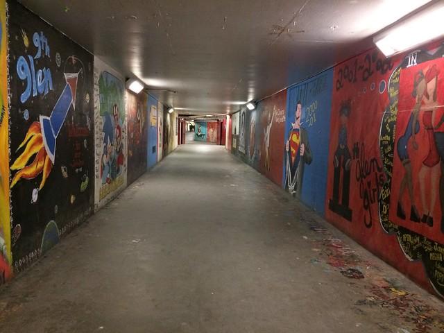 Carleton University tunnels