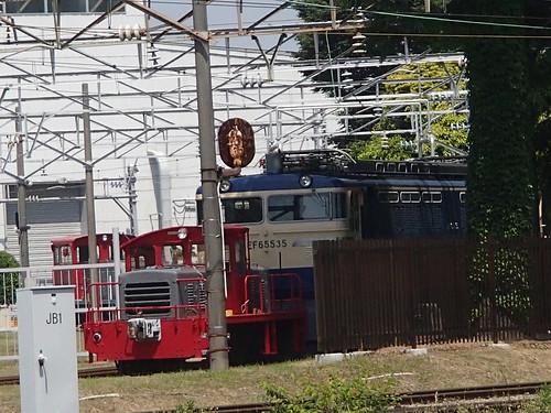 日本的機関車工廠 - naniyuutorimannen - 您说什么!