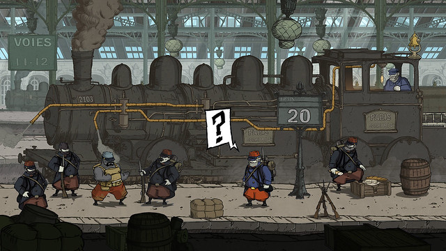Valiant Hearts: The Great War on PS4 and PS3