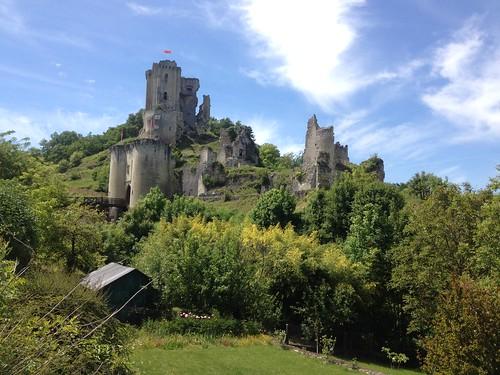 Lavardin ruins