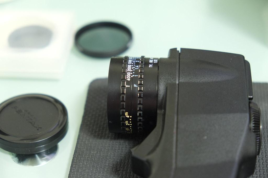 分享 pentax digital spotmeter 測光表!