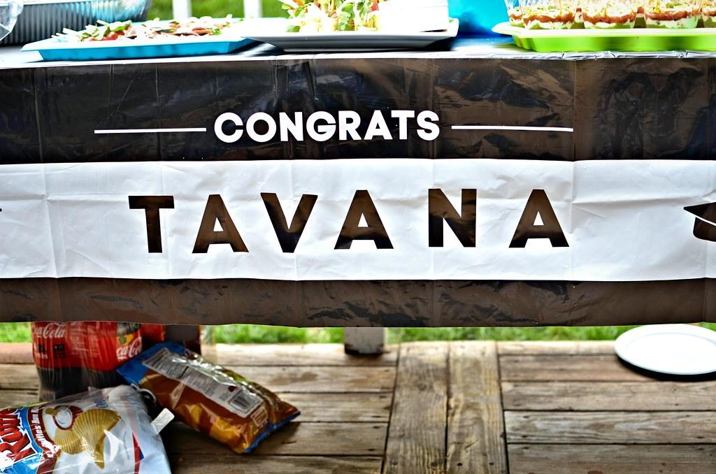 Tavana Surprise Graduation Party