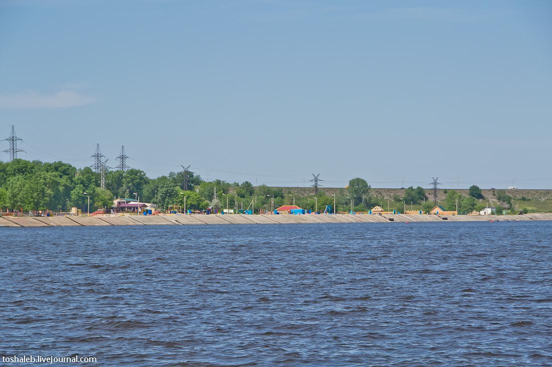 Куйбышевское водохранилище-25