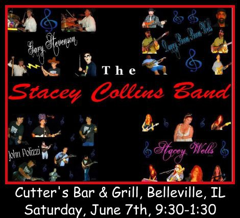Stacey Collins Band 6-7-14