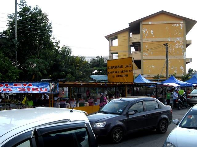 Bandong Ramadhan stalls