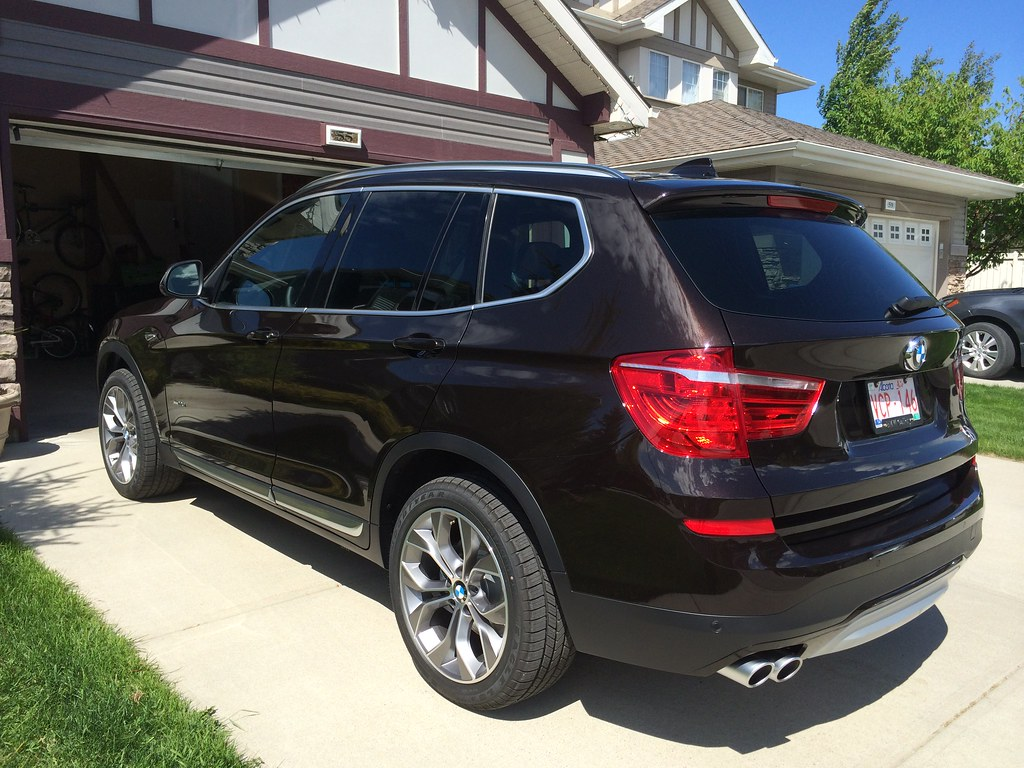 xbimmers bmw x3 forum view single post updated 2015 x3 xdrive 28i xline sparkling. Black Bedroom Furniture Sets. Home Design Ideas