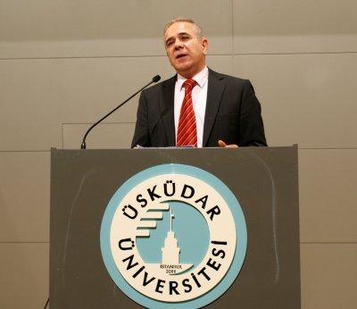Prof. Dr. Mithat Baydur Üsküdar Üniversitesi'nde