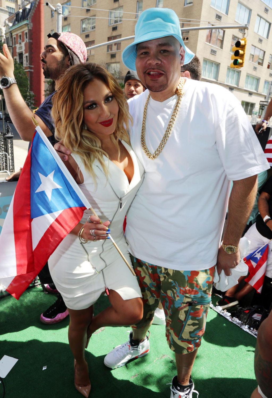 Fat puerto rican ass