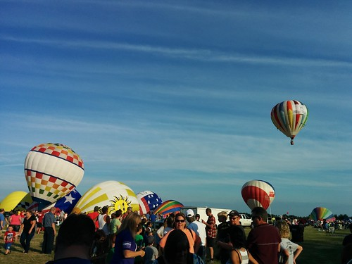 25th Annual Great Hot Air Balloon Race