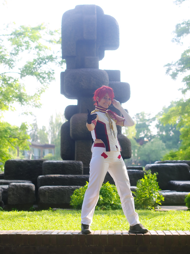 related image - Shooting Uta no Prince-sama - Paris - 2014-05-31- P1860742