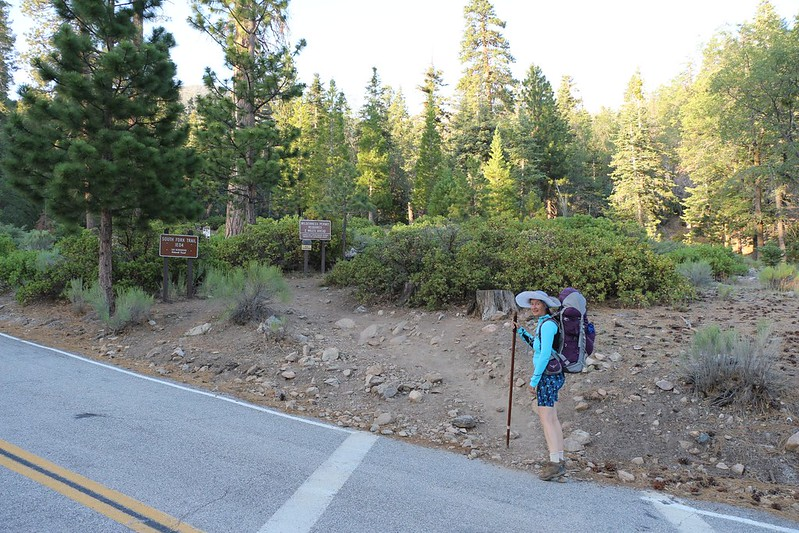 South Fork Trailhead at Jenks Lake Road