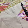 Quilt top marking - so tedious!