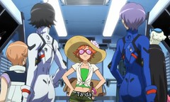 Captain Earth Episode 14 Image 1