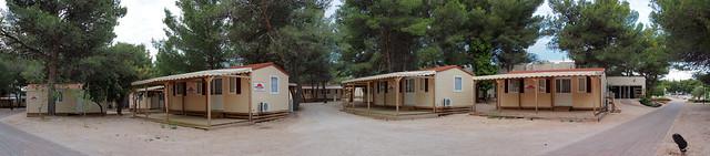 IVAN Hotel的小木屋區
