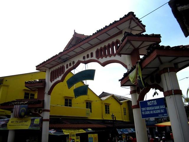 India Street, Kuching 1