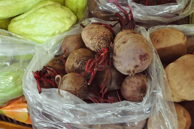 La Trinidad  Vegetable Market 3