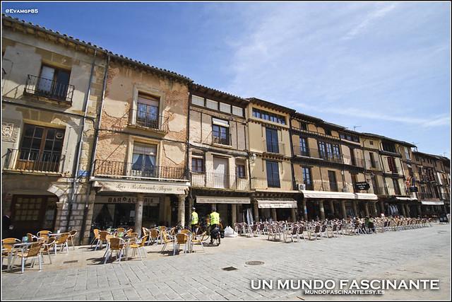 Calle del Mercado, Toro.