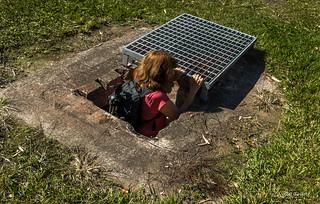 Manhole Grate