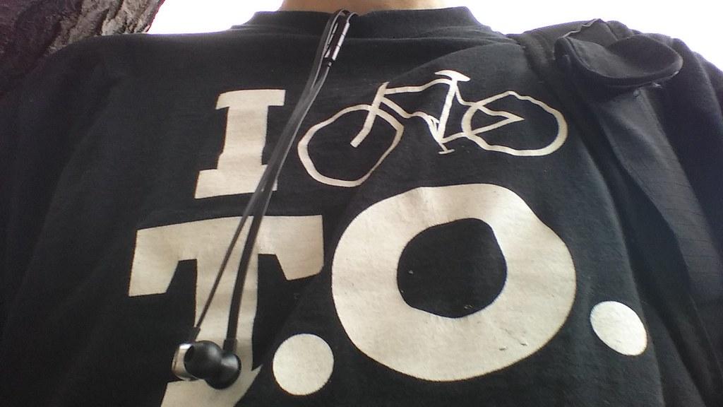 I bike T.O