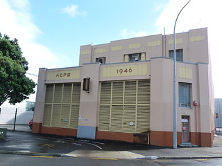AEPB Substation, Auckland