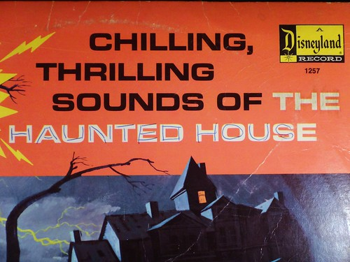 Disney's Thrilling, Chilling Sounds closeup