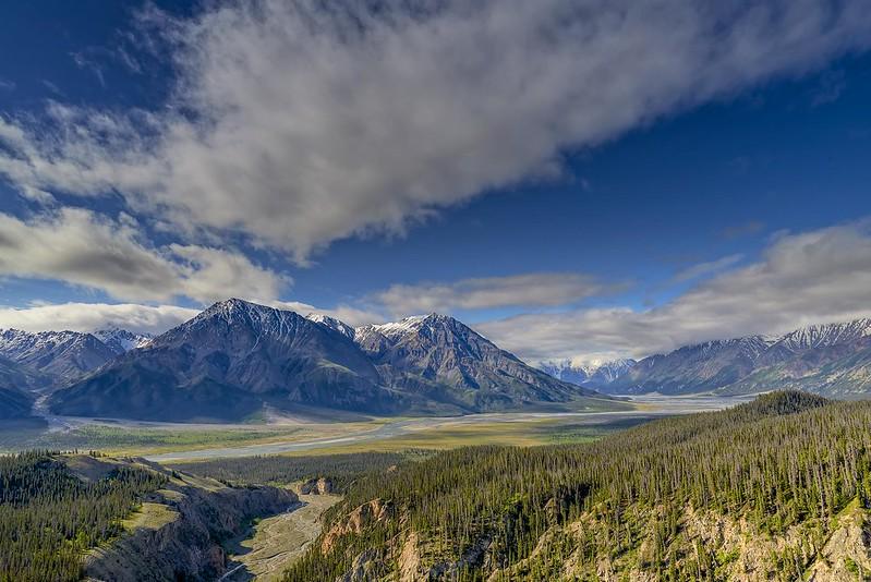 Sheep Mountain - Kluane National Park