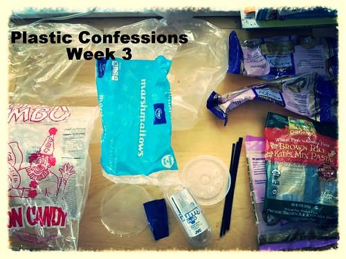 plastic challenge week 3