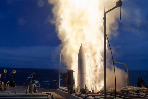 USS John Paul Jones Makes History with Live Fire Missile Tests