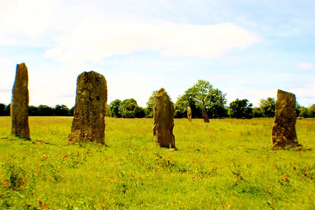 Ballymeanoch Stones, Kilmartin Glen, Scotland