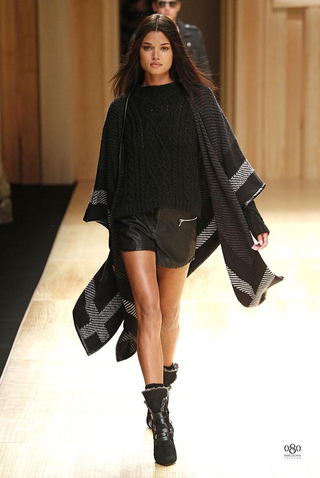 Mango F/W 2014 Fashion Show