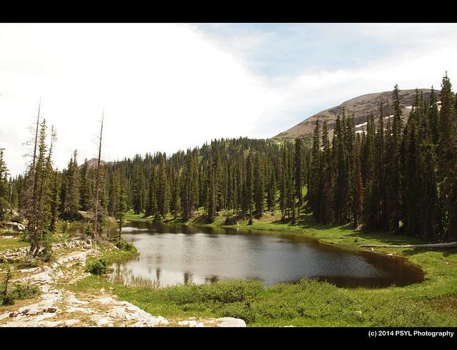 Glacial Pond #1