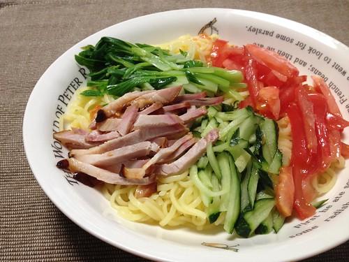 20140630ラ王冷麺
