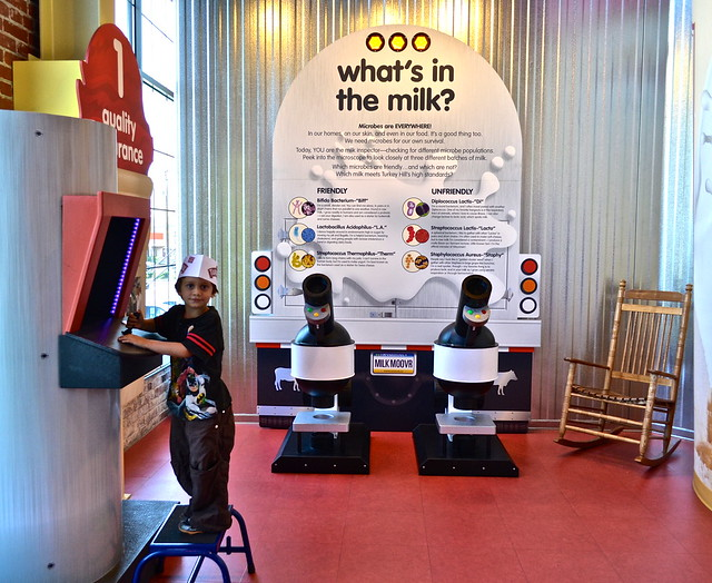 Hands On Experience - Turkey Hill Ice Cream Experience