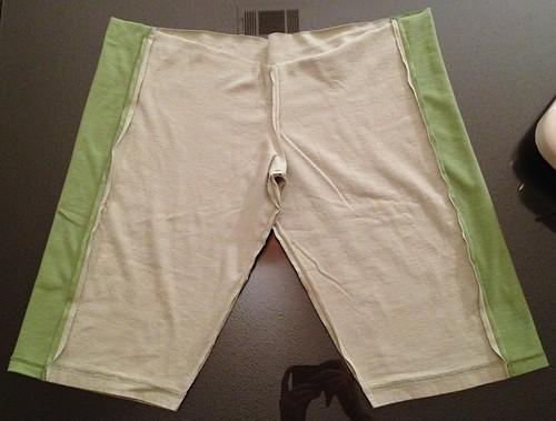 Green T-Shorts