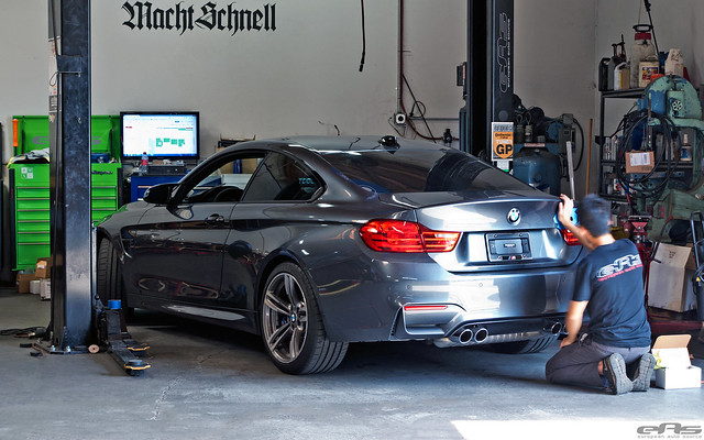 Mineral Gray M4 Bmw Performance Parts Amp Services