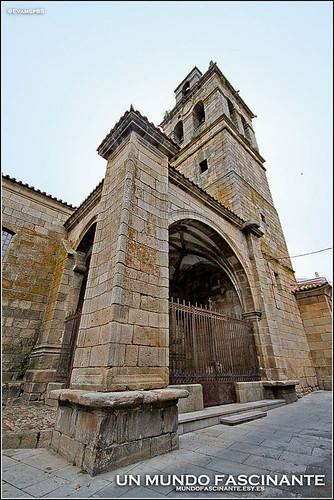Iglesia de Fermoselle.