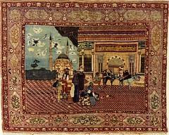 """Image from page 131 of """"Der Orient-Teppich in Geschichte, Kunstgewerbe und Handel"""" (1917)"""