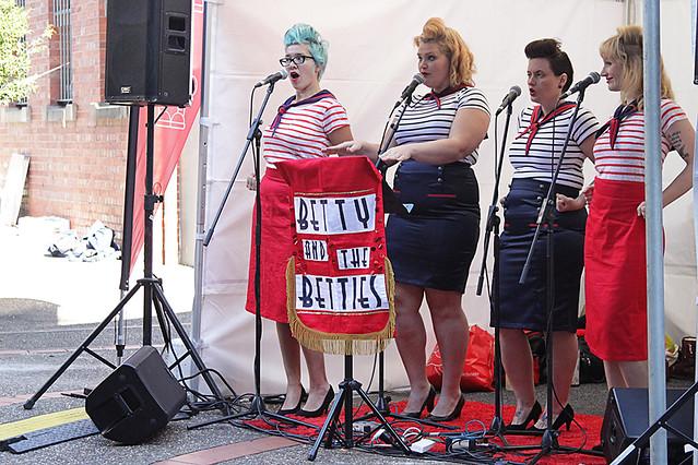 Teneriffe Festival Brisbane