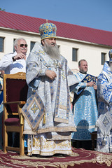 9 июля 2014, торжества в Тихвинском монастыре по случаю 10-летия возращения Тихвинской иконы Божией матери в обитель