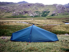 Wild Camp at the Great Moss
