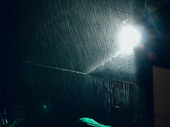 First rain of monsoon 2014 in Karachi