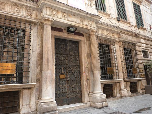porte galleria imperiale